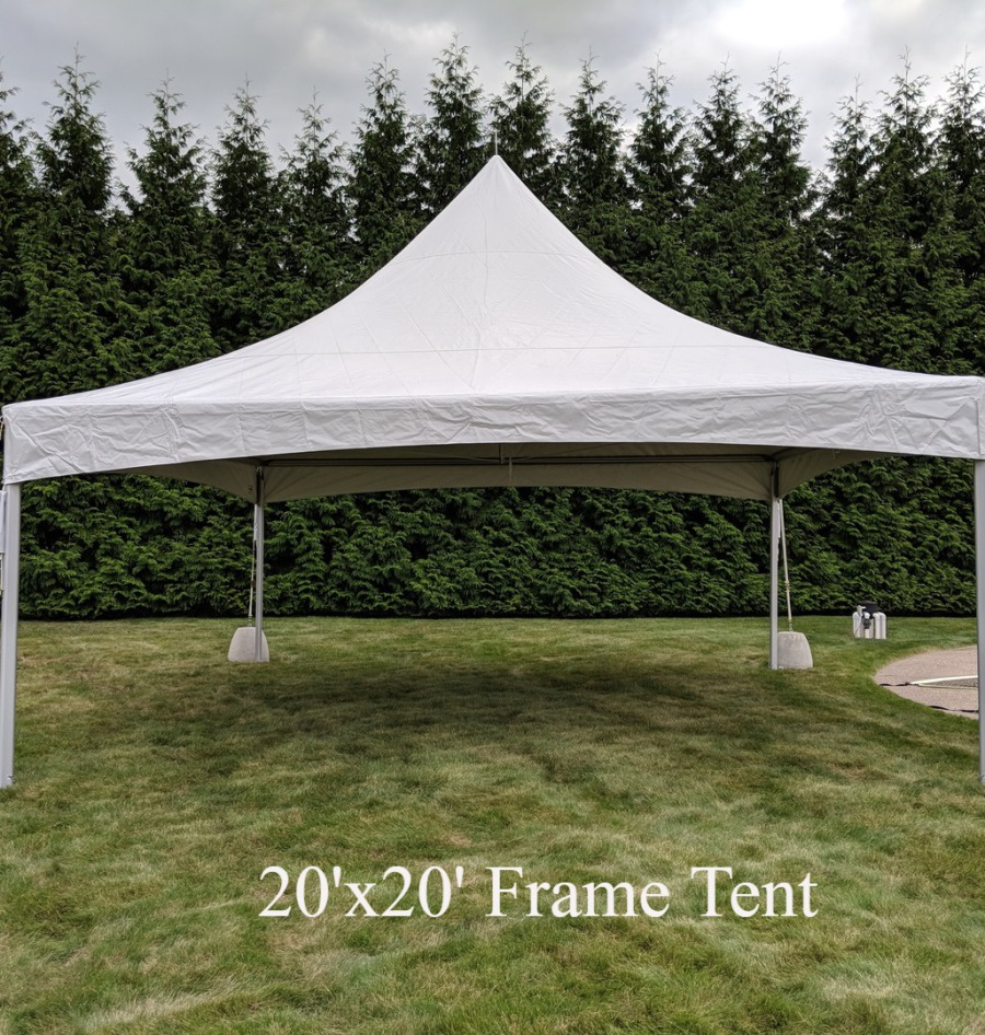 Party Season Tent Rentals. Tents, tables, chairs and supplies ...